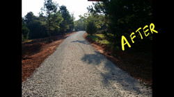 Road Maintenance- After