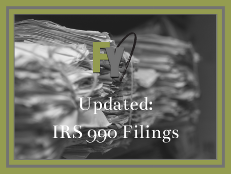 FYI: IRS extends more tax deadlines, including Form 990-series returns and notices