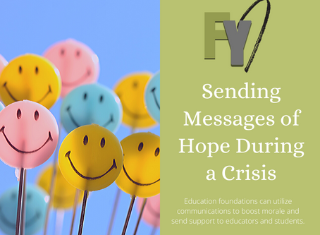 FYI-Sending Messages of Hope During a Crisis