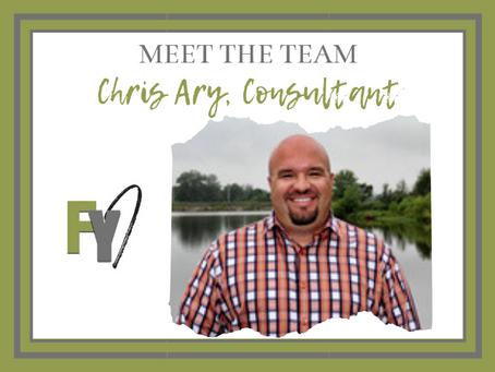 FYI Meet the Team: Chris Ary, Consultant