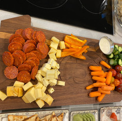 PA Engraved Charcuterie Board