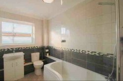 whole bathroom re-fit completed by Luke