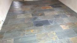Rustic Slate flooring