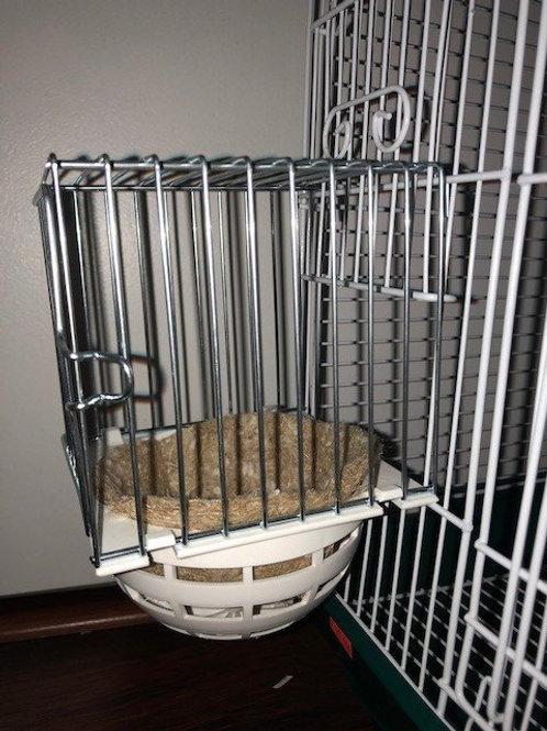 Wire Canary Nest Setup