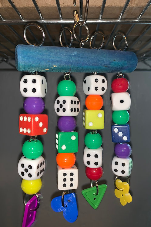 Dicey Beads Toy