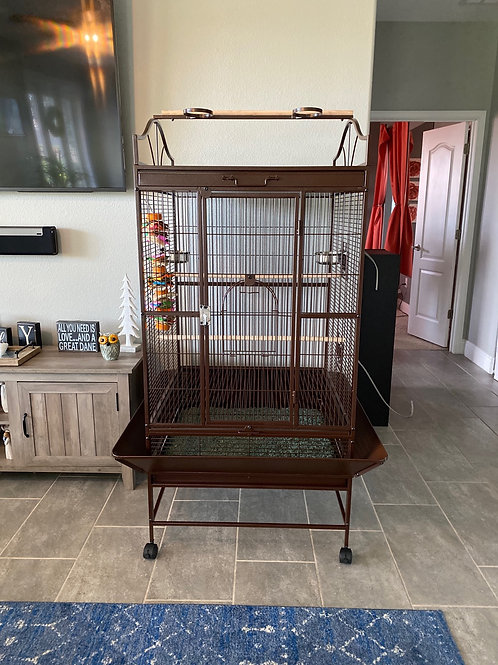 Cage Large Parrot