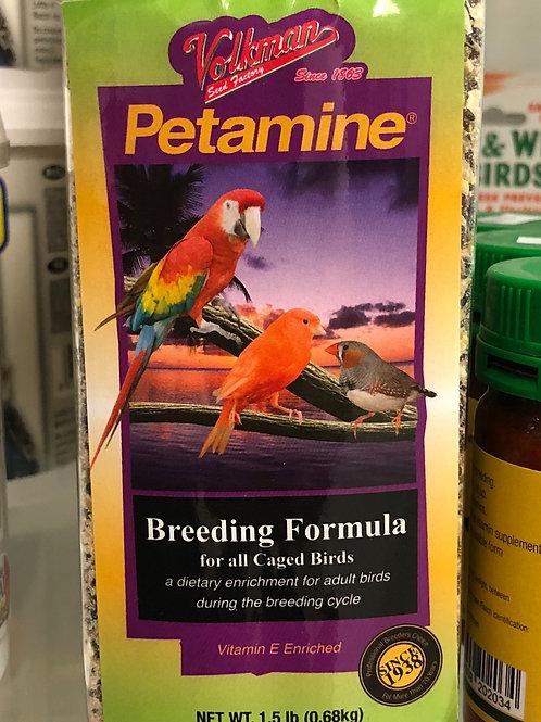 Petamine Breeding 1.5 lbs