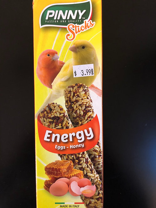 Pinny Energy Stick Treat