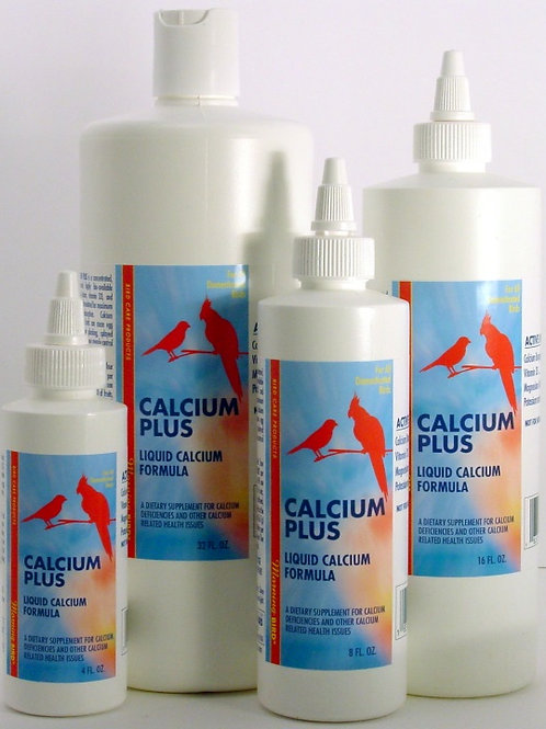 Calcium Plus Liquid