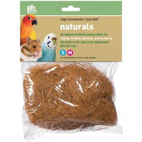 All natural coconut fiber nesting material