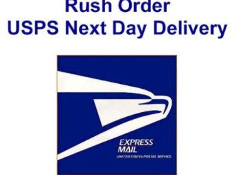 Shipping Live Bird Express w/ Box