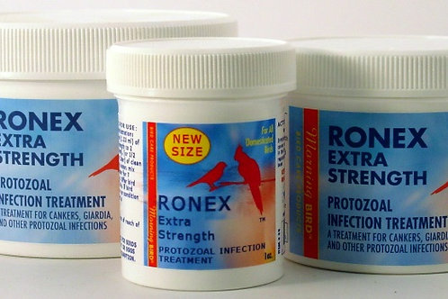 Ronex Extra Strenth ( Protozoal Infections)