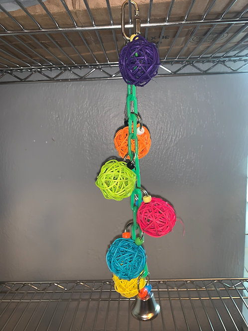 Colored Chain Toy
