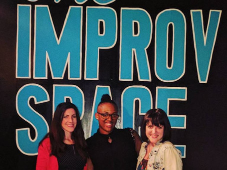 VO and Improv and Sketch Oh My!