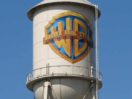 Voice of the Warner Bros. Hollywood Tour! It's such a thrill to share in my love of movie magic