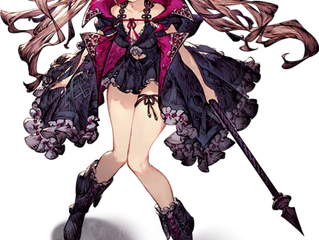 Salire in 'Final Fantasy War of the Visions Brave Exvius'