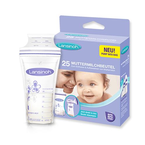 Lansinoh Muttermilchbeutel