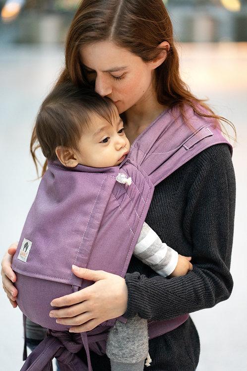Babytrage Limas-brombeer