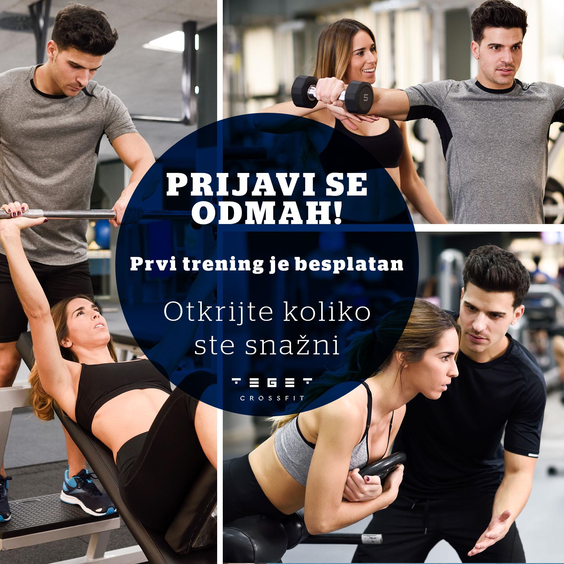 Besplatni trening