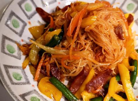 Spicy Gochujang Noodles