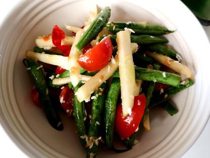 Apple and Green Bean Salad