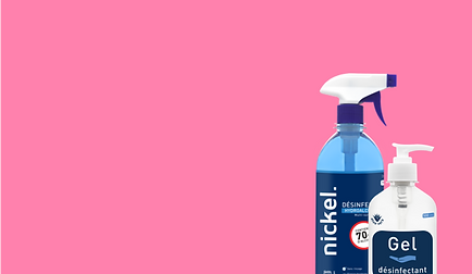 Nickel Madagascar Desinfectant hydroalcoolique