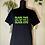 Thumbnail: Black Face, Black Eye Crewneck T-shirt
