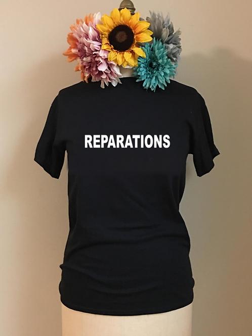 Reparations Crewneck T-Shirt