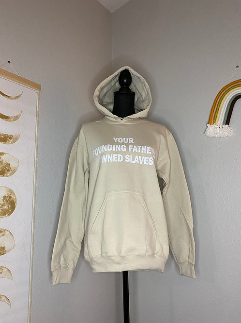Founding Fathers Hoodie SM (Glitter)