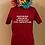 Thumbnail: Flint Valentine's Day Crewneck T-shirt