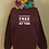 Thumbnail: Free Palestine Crewneck Sweatshirt
