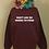 Thumbnail: Don't Ask Me Where I'm From Crewneck Sweatshirt