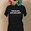 Thumbnail: Pro-Black Anti-Bullshit Crewneck T-Shirt