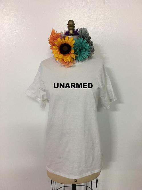 Unarmed Crewneck T-Shirt
