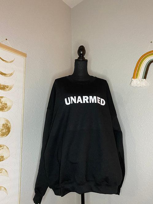 Unarmed Crewneck 3XL (Glitter)