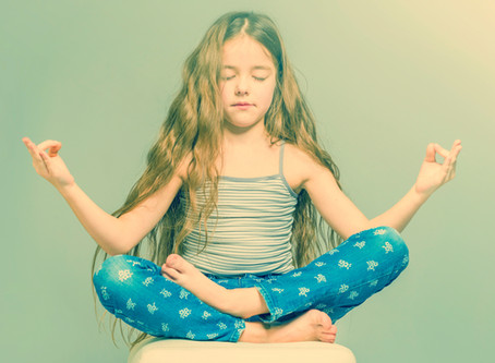 WHY EVERY 8 YEAR OLD SHOULD LEARN TO MEDITATE