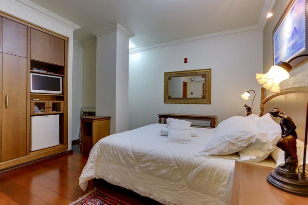 Quarto - Apartamento LUXO ESPECIAL