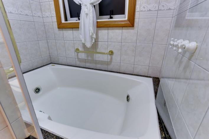 Hidromassagem dupla - Apartamento SUPER LUXO ESPECIAL