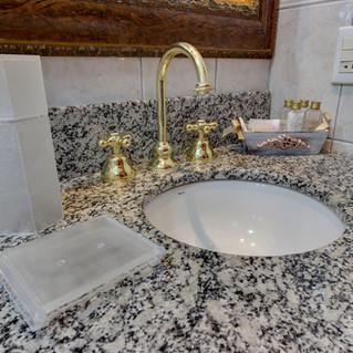 Banheiro - Apartamento Florença