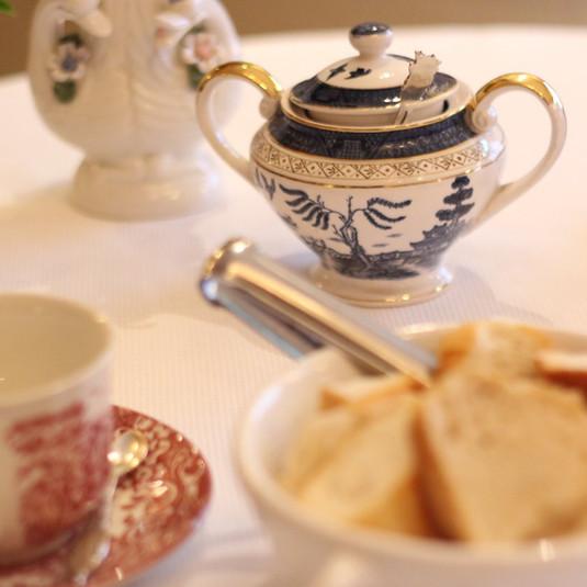 Chá das cinco