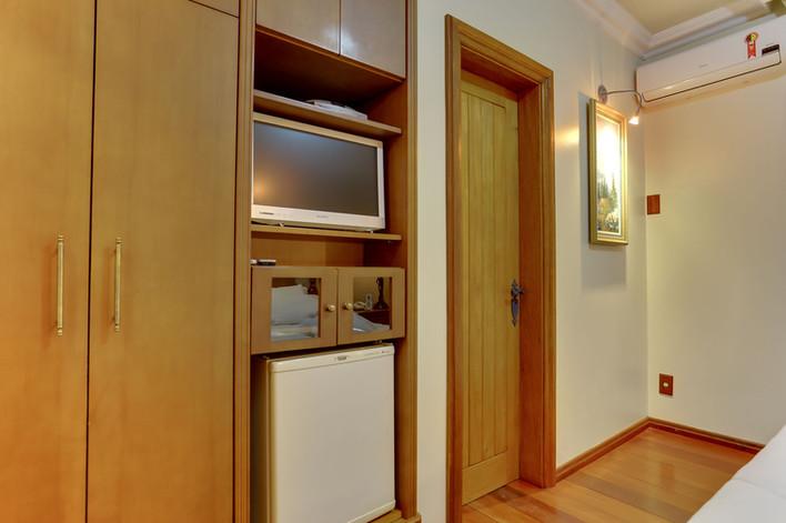 Quarto - Apartamento LUXO