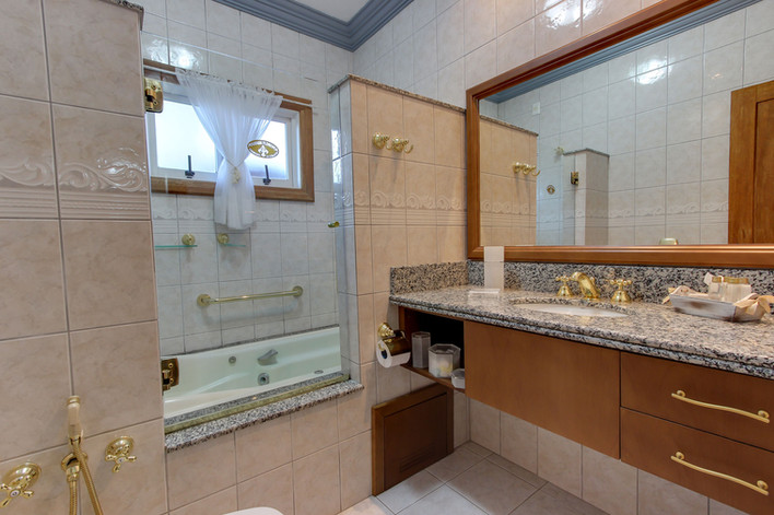 Hidromassagem individual - Apartamento SUPER LUXO ESPECIAL