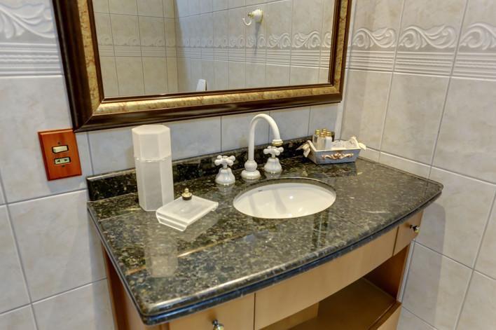 Banheiro - Apartamento SUPER LUXO ESPECIAL