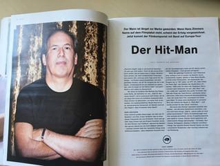 Hans Zimmer im Lufthansa Magazin
