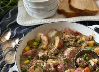 Instant Pot Aussie Lamb Stew