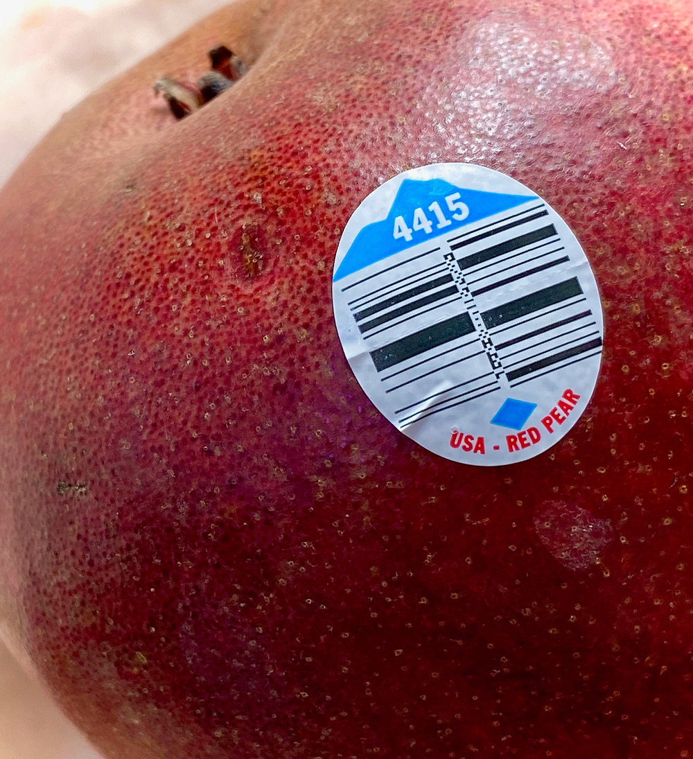 Look for the USA PEAR sticker!