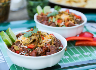 Game Day Chili Tips