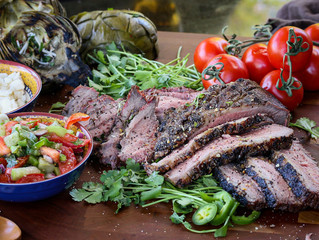 Best Smoked Tri-tip Ever!