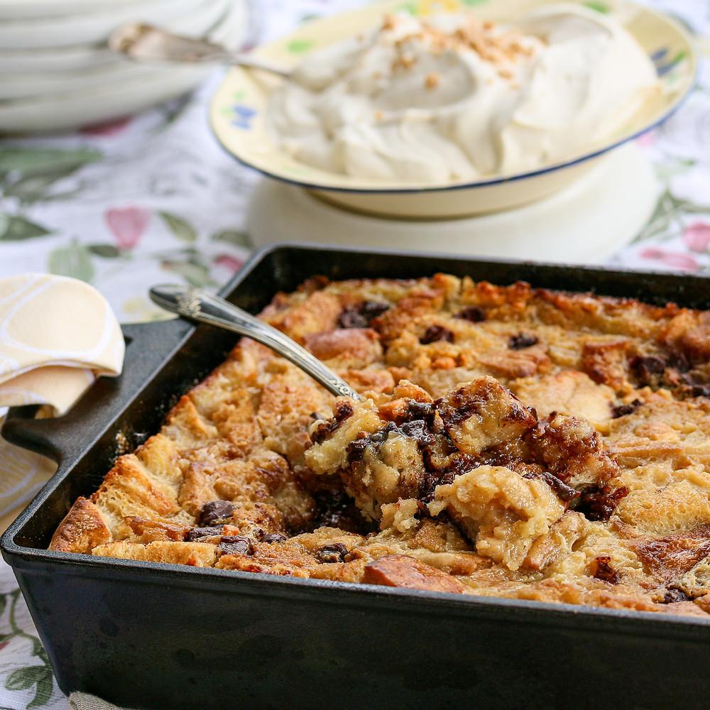 Scrumptious Bread Pudding