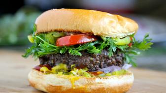 OH MY Australian Grassfed Burger